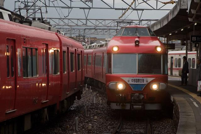 "Meitetsu series 7000 ""Panorama car"" / 名鉄7000系パノラマカー"