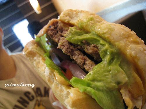 Carl's Jr Burger