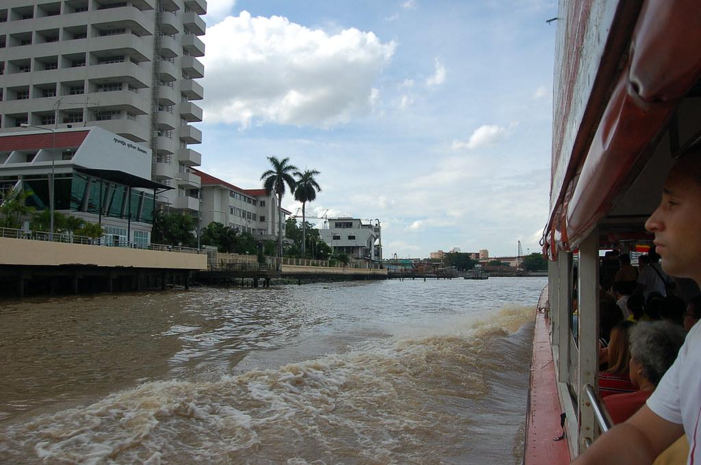 Chaophraya River 昭皮耶河