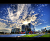 EXPLOSION :: HDR (:: Artie | Photography :: Travel ~ Oct) Tags: sky sun sunlight reflection building architecture clouds photoshop canon mirror cs2 explosion australia melbourne wideangle victoria structure handheld 1020mm hdr customs customshouse artie dockland 3xp sigmalens photomatix customsoffice customsbuilding tonemapping tonemap digitalharbour port1010 400d rebelxti