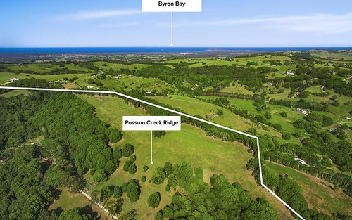 Proposed Lot 9 Possum Creek Ridge, Bangalow NSW