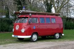 """TJ-51-70 Volkswagen Transporter kombi 1962 """"Brandweer Grathem"""" • <a style=""""font-size:0.8em;"""" href=""""http://www.flickr.com/photos/33170035@N02/32882893381/"""" target=""""_blank"""">View on Flickr</a>"""