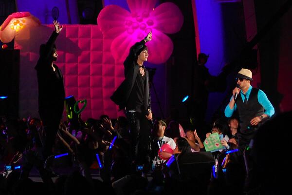 2009KMF - Kim Hyung Joon saying goodbye.