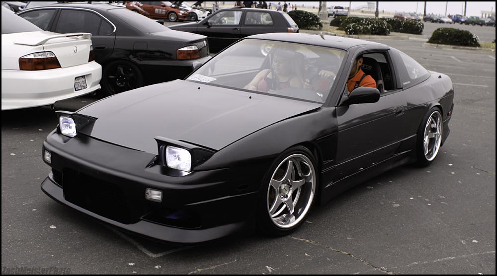 S13 Hatch Front