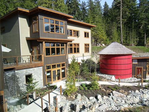 Scandinave Spa (Whistler, BC)