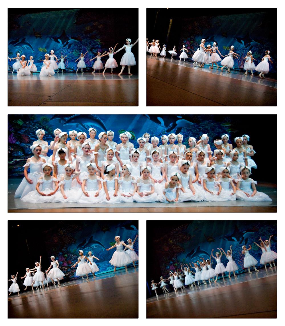 Ballet Storyboard