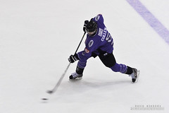 Slapshot (DMeadows) Tags: blue ice hockey sport scotland hit edinburgh shoot purple action joe line arena american rink shooting stick puck slap clan capitals braehead cullen slapper slapshot davidmeadows dmeadows davidameadows dameadows