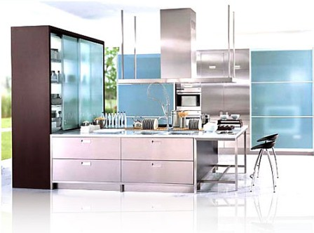 Kitchen Design with Modern Idea
