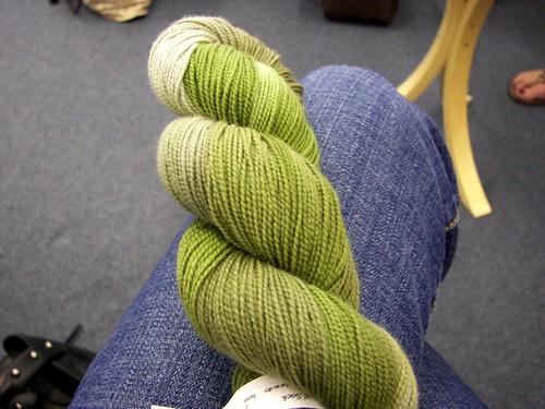 Mama Llama - Green Obsession