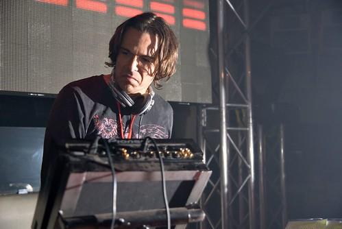 Matt Darey Strobed