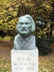 Buste de Balzac par Torcheux