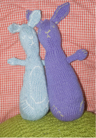 Knit Honey Bunny