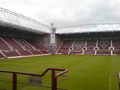 Tynecastle Park (tcbuzz) Tags: hearts edinburgh heart tynecastle midlothian