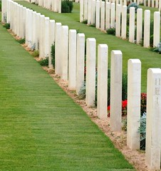 in death there is sameness (bill_in_town) Tags: africa dead war cemetary hitlers 2007 allies