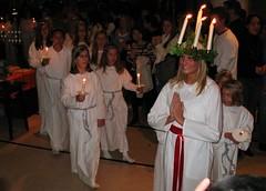 Santa Lucia Procession