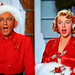 Bing Crosby, Rosemary Clooney TV Shot
