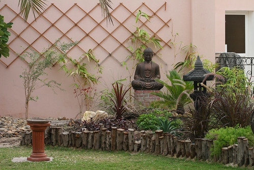Oriental patch