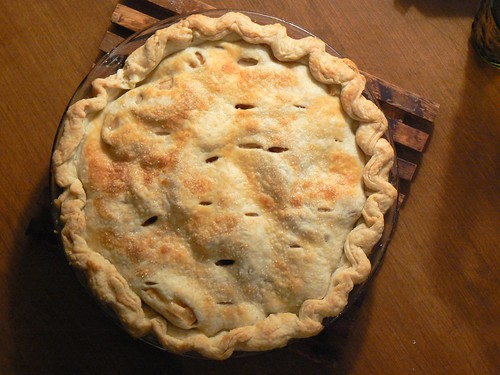 And yet another apple pie