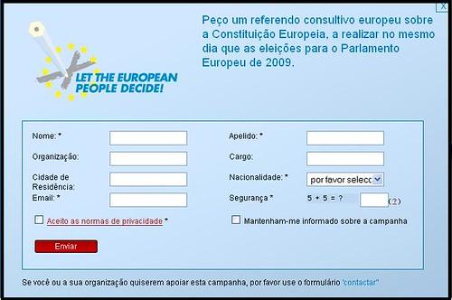 referendo votação