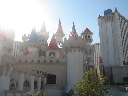 Las Vegas #7 Excalibur