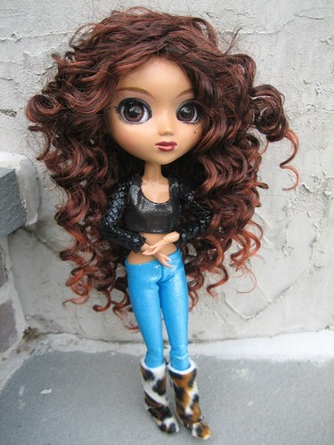 Pullip as Mimi from Rent (Broadway musical/movie)