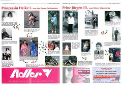 wochenspiegel 2 und 3 (RKDV Sint Hendrien, Afdeling Dansmari's) Tags: sint carnaval trier dansmariekes oeteldonk hendrien dansmaris dansmaries rkdv dansmari