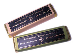 Christopher Norman Chocolate Bars