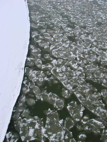 river glaciers