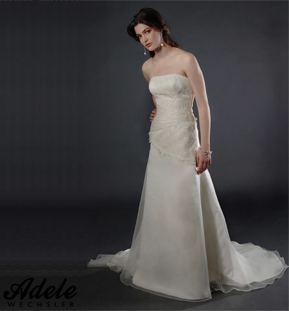 lisbeth - Adele wechsler wedding dress by silvia3773.