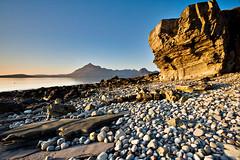 Elgol Beach (: HimUpNorth :) Tags: sunset beach isleofskye westcoast elgol