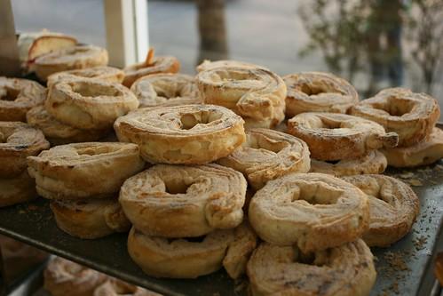Pastries para el desayuno y el almuerzo