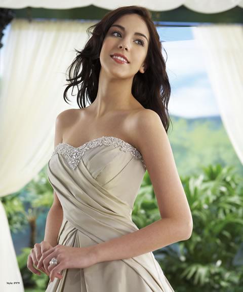 Trajes de novia baratos-979C