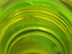 Nalgene bottle (Leya :P) Tags: 2 macro green bottle neon lime