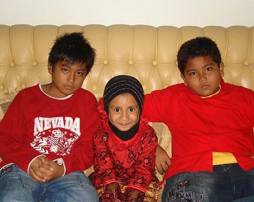 Yubi, Tara dan Yufi