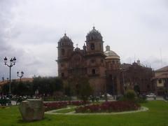 Cusco eglise