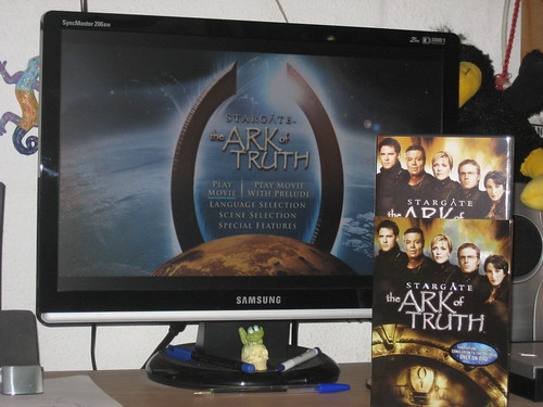 Stargate: The Ark of the truth