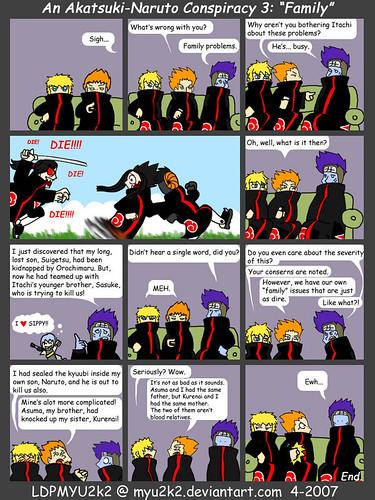 akatsuki funny comics