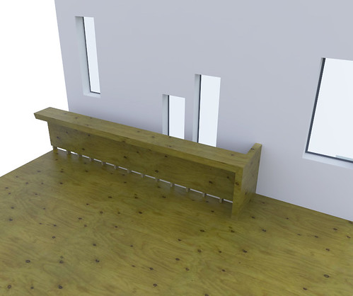 casework cantilever close