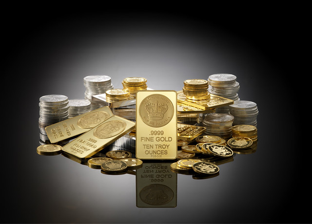 Update: Gold, Silver and the U.S. Dollar.