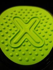 x marks the spot (mini louie) Tags: green top spots xmarksthespot deoderant