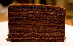 It's a behemoth slice of cake!