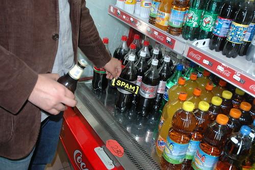 Coke Spam