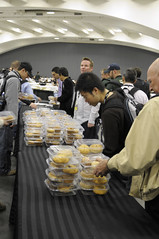 Breakfast, JavaOne 2008