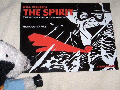 The Spirit: The Movie Visual Companion