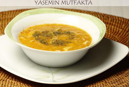 Tavuklu Tarhana Çorbası by Yasemin Mutfakta
