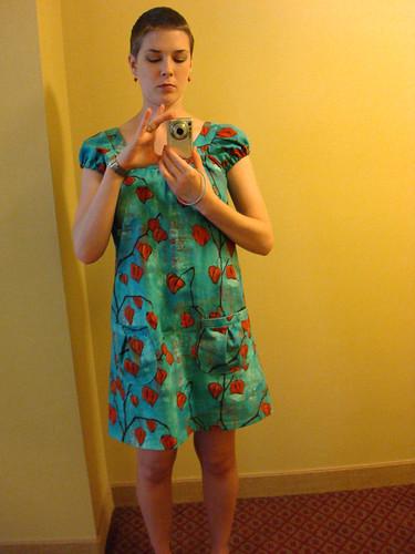 anniversary dress 1