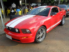 FORD MUSTANG GT 300 (Joo Paulo Fotografias) Tags: brazil ford brasil go mustang 300 gt goinia supercars gois extics
