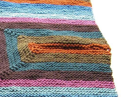 3 needle knit bindoff