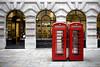 The Real Thing (cybertect) Tags: uk england london unitedkingdom explore telephonebox k6 phonebox cityoflondon gilesgilbertscott canoneos5d ec3 interestingness225 londonec3 royalexchangebuildings