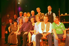 The cast of Big maggie